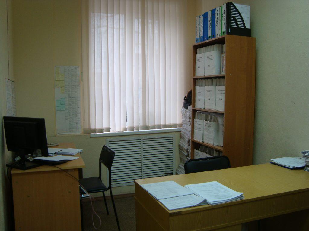 Кабинет специалиста по социальной работе 2