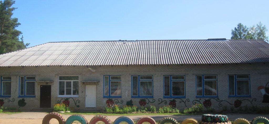 здание приюта для детей д.Федорков